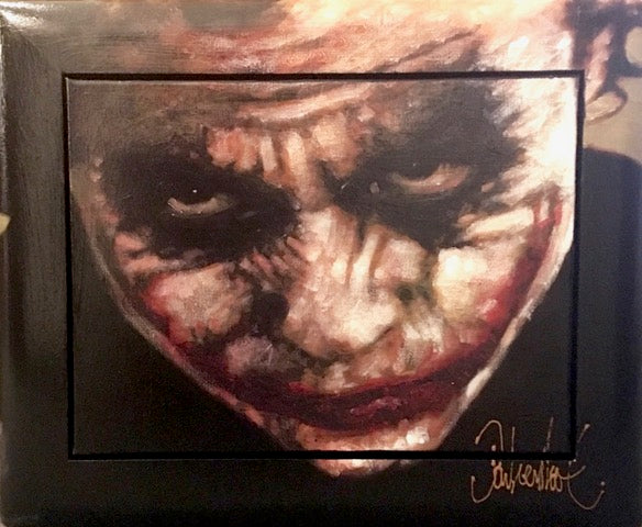 The Joker | small size 43 x 53 cm