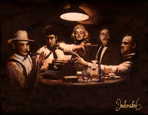 Mafia table 2