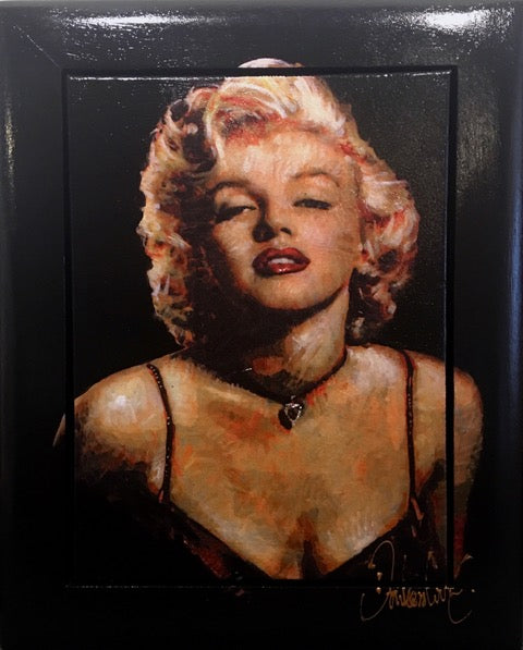 Marilyn Monroe No. 2 | small size 43 x53 cm