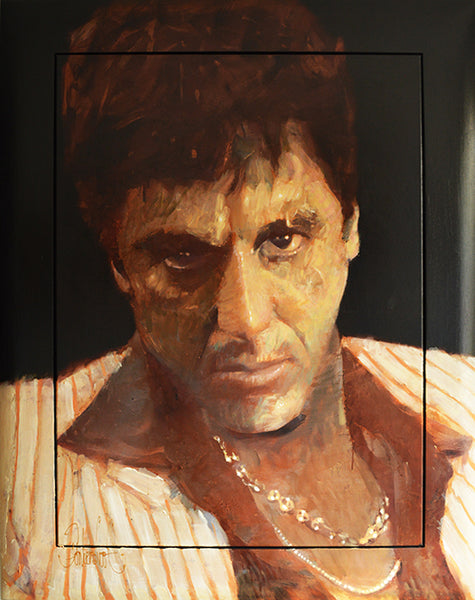 Scarface in your face | Al Pacino
