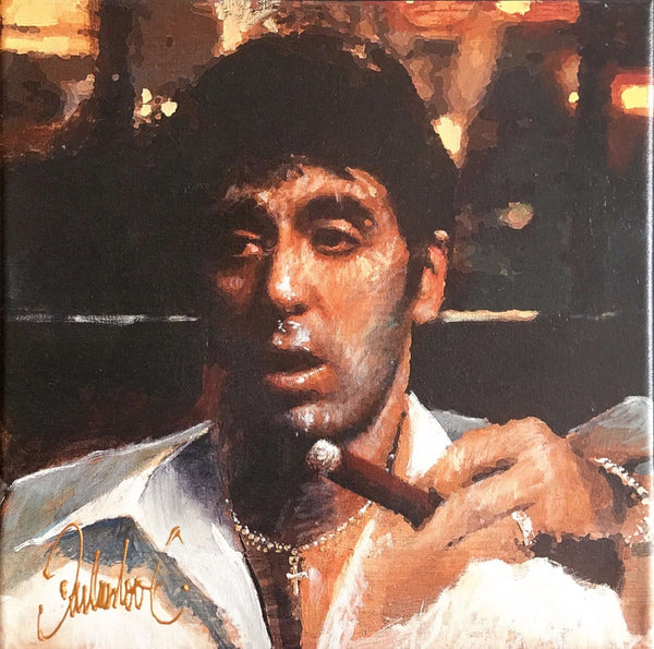 Al Pacino / Scarface | Peter Donkersloot