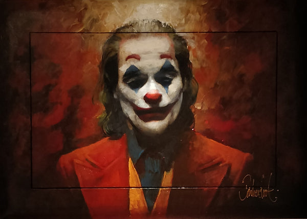 The Joker | original commissioned