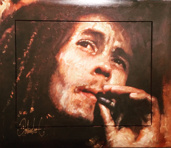 Bob Marley | Portrait by Peter Donkersloot