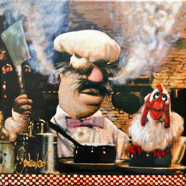 The Swedish Chef | The Muppet Show