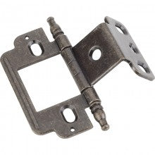 Full Inset Partial Wrap Hinges - CANMADE