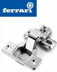 Ferarri face frame short arm hinge - CANMADE
