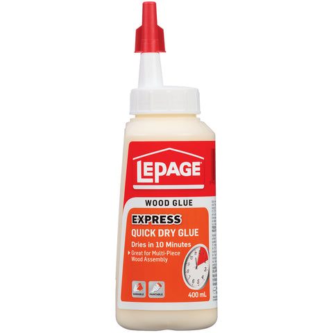 LePage Express Quick Dry Glue - CANMADE