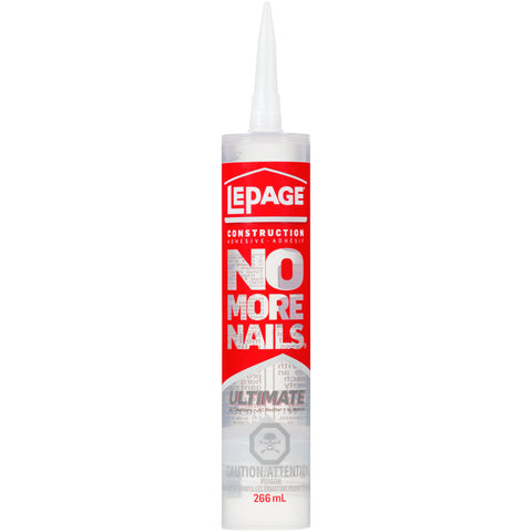 LePage No More Nails® Ultimate - CANMADE