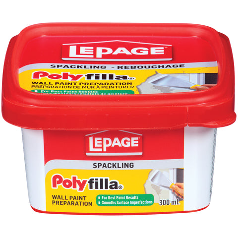 LePage Polyfilla® Wall Paint Preparation - CANMADE
