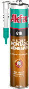 Poly Urithane speed adhesive