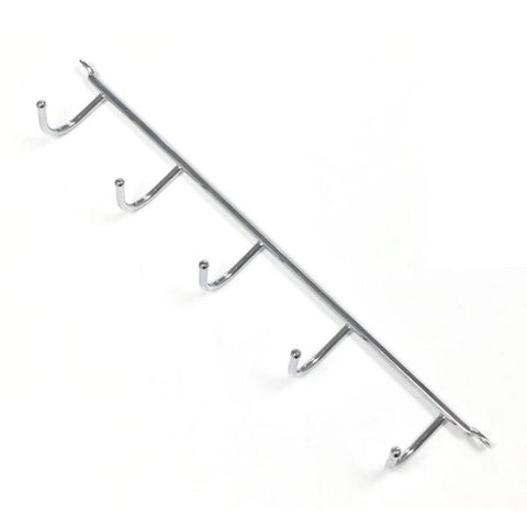 Hanging Hook Rail - 5 Hooks - CANMADE