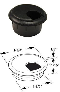 Canmade Round Desk Grommet - CANMADE