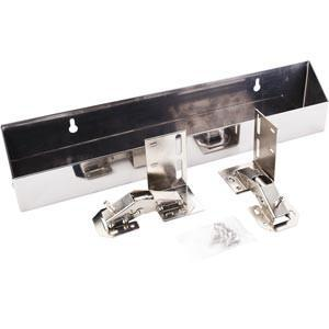 Sink tipout tray