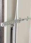 Starax Aluminum Belt Rack with Rail - CANMADE