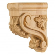 Acanthus Bar Bracket Corbel - CANMADE