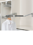 Wardrobe Lift and Pull Closet Rod Mechanism - CANMADE