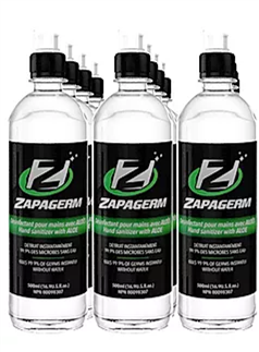 Zapagerm Hand Sanitizer