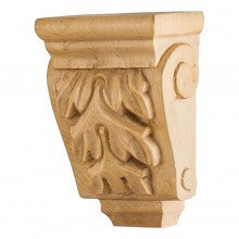 Mini Acanthus Traditional Corbel
