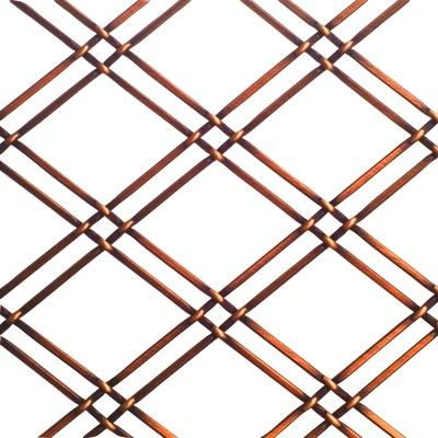 "3/4"" wide opening double Wire mesh"