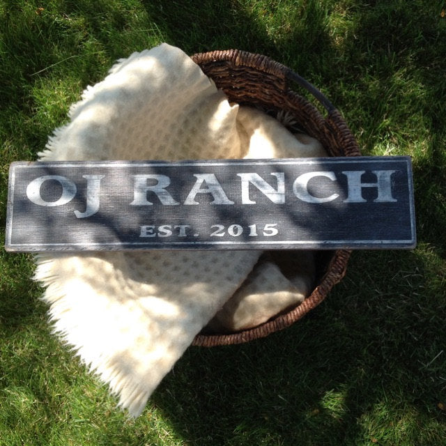 Guide to Custom Wood Sign Decorating