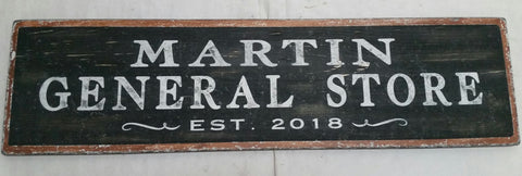 Martin General Store