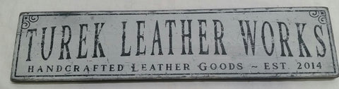 Turek Leather Works