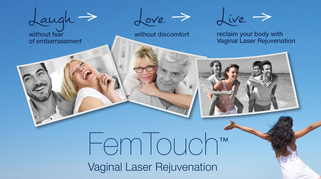 FemTouch Package (Buy 2 treatments, get 1 FREE)