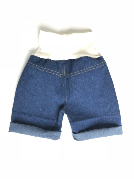 Kim denim shorts