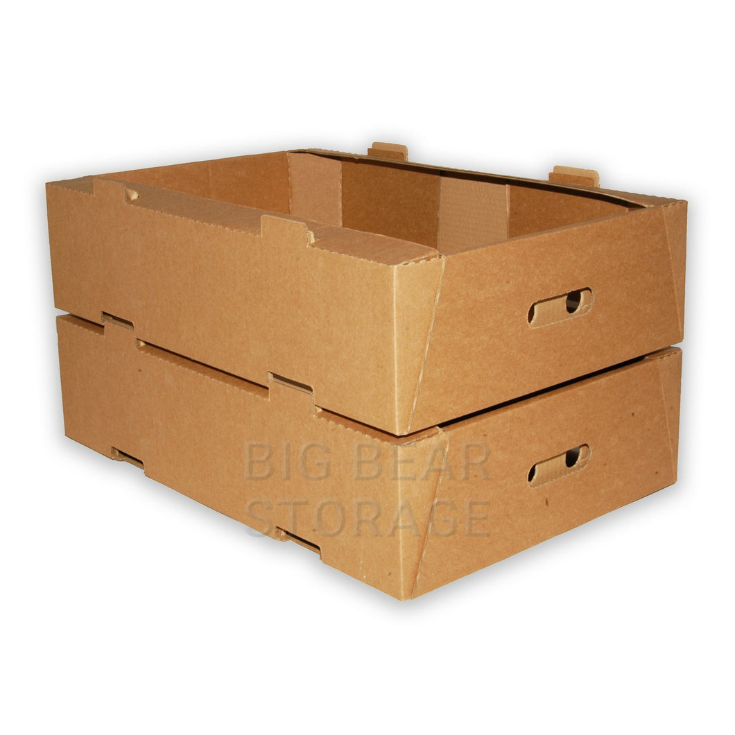 "Vegetable Tray Boxes (22.3""x15""x5.5"")"