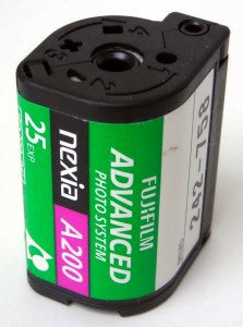APS Film Processing