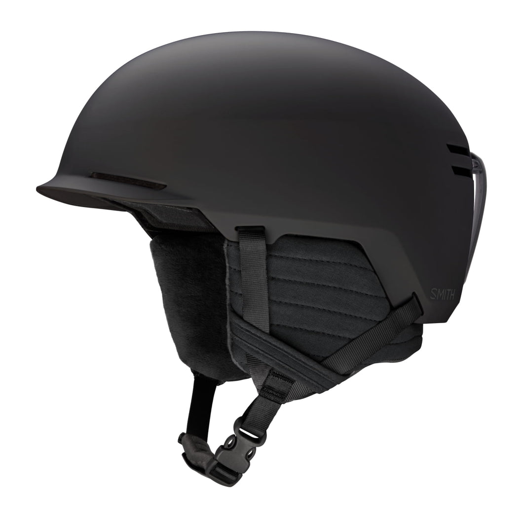 Casque SCOUT Jr. - SMITH noir mat