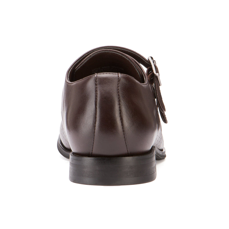 Xray Men's The Barbaro Monk strap BROWN - S3 Holding