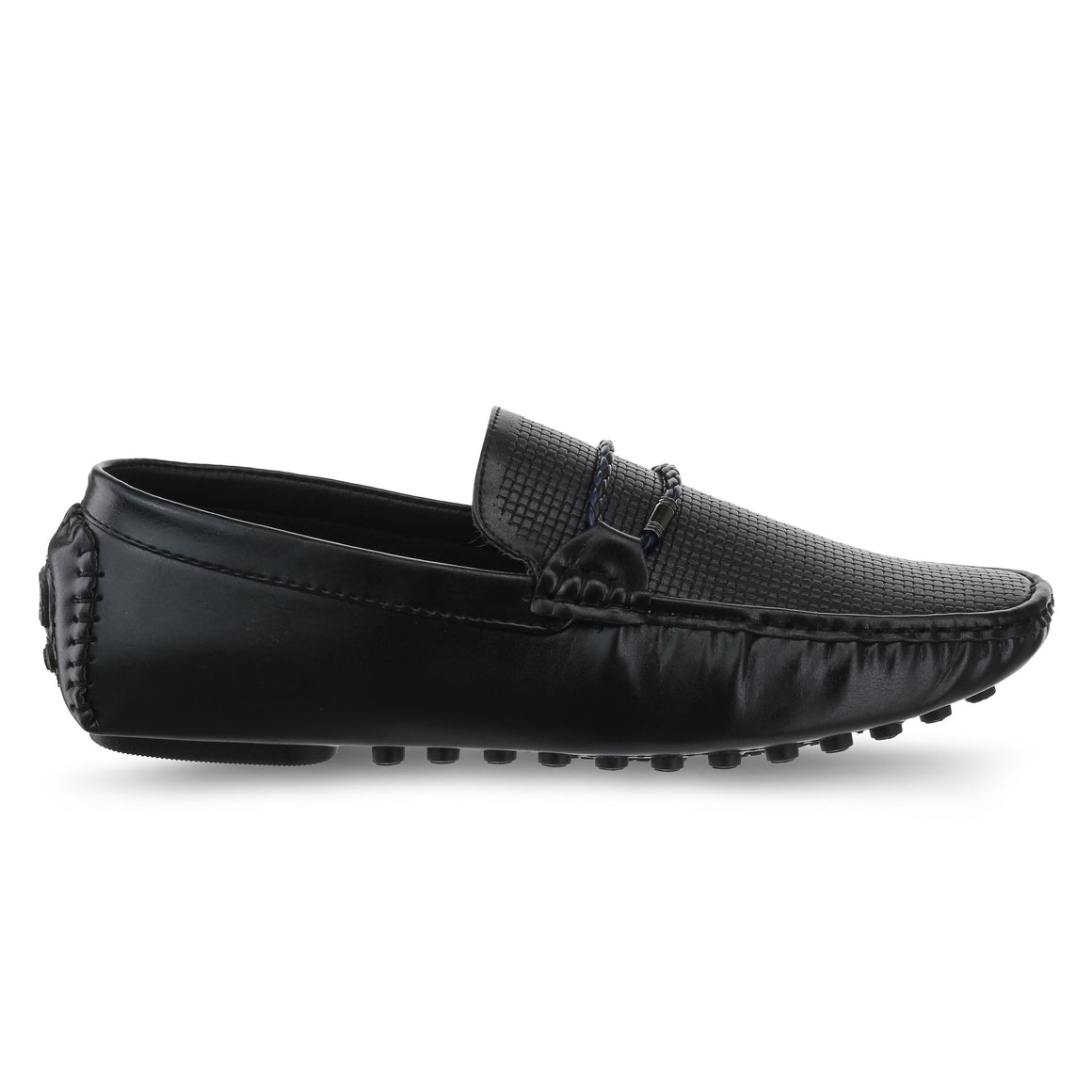 Xray Men's The Taboche Moccasin BLACK
