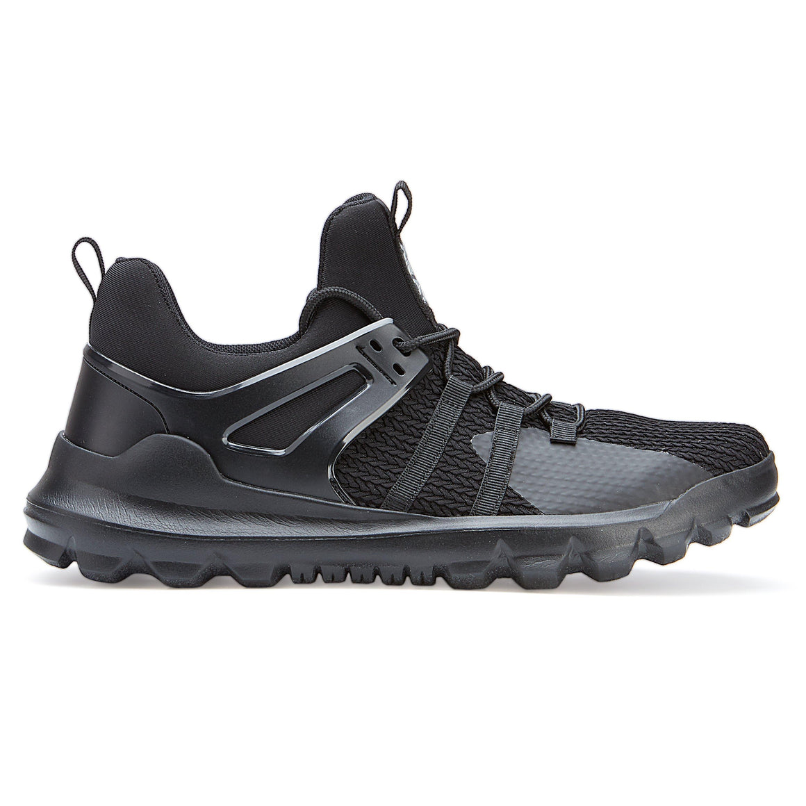 Xray Men's The Ampato Athletic Lowtop Sneakers BLACK