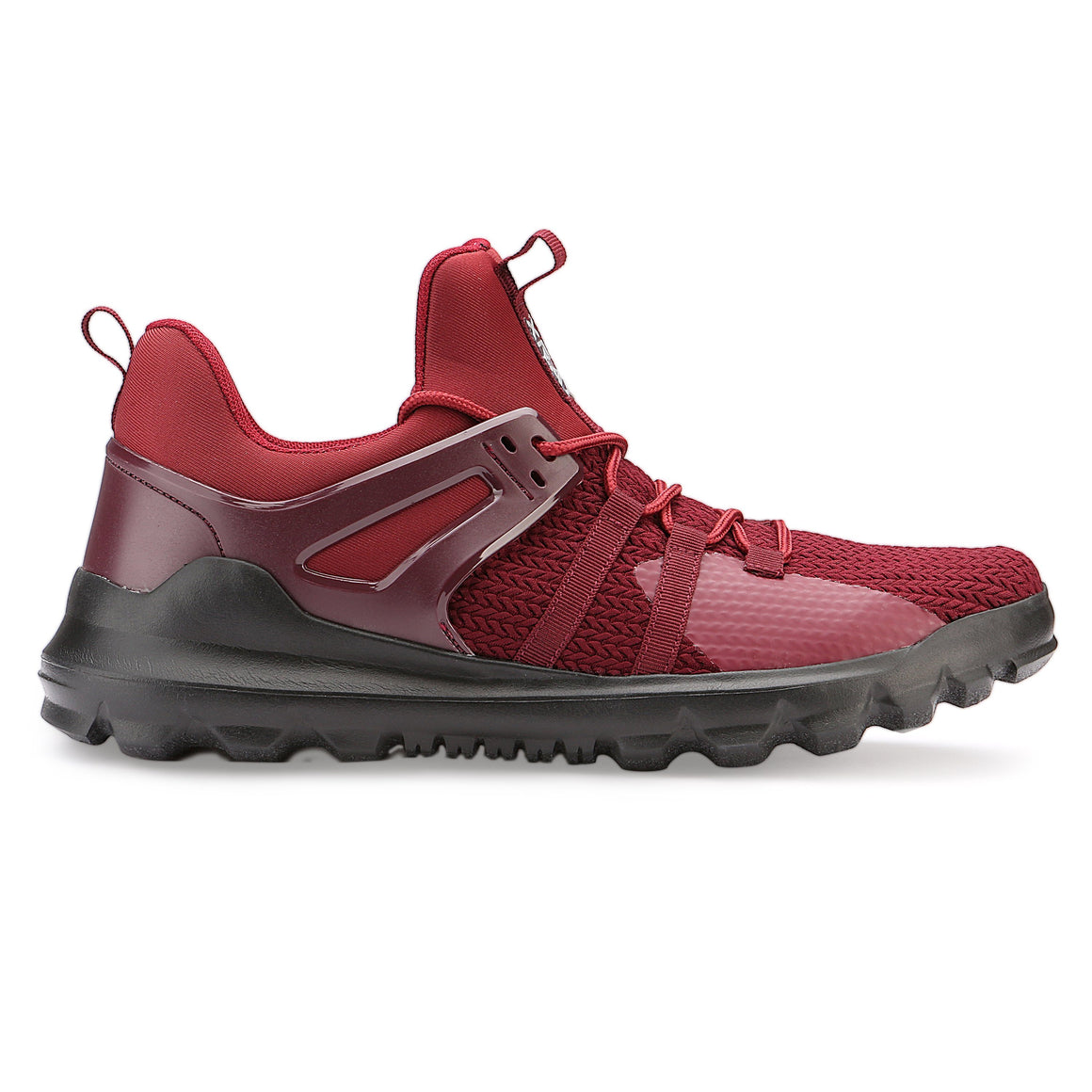 Xray Men's The Ampato Athletic Lowtop Sneakers OXBLOOD
