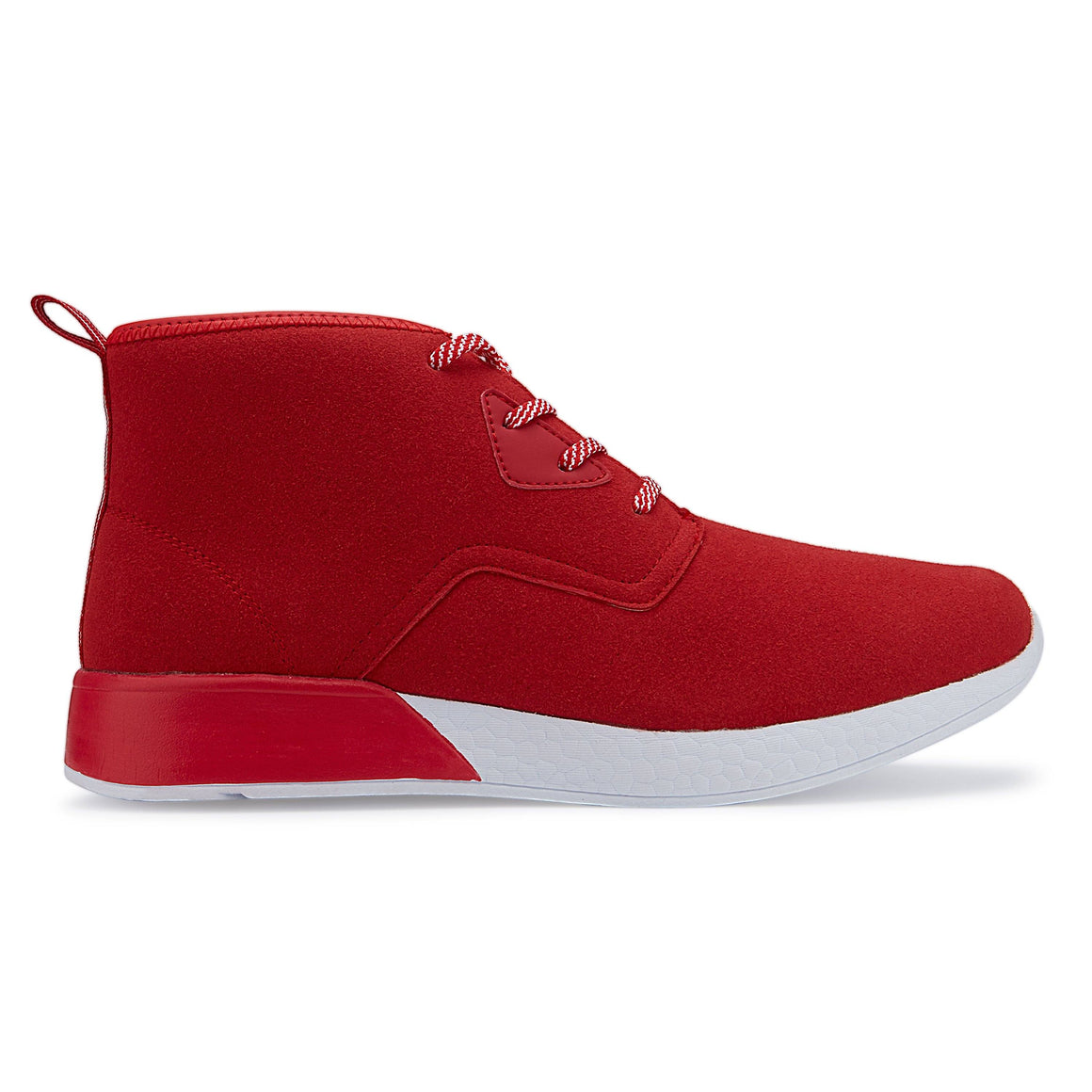 Xray Men's The Denali Casual Hightop Sneakers RED