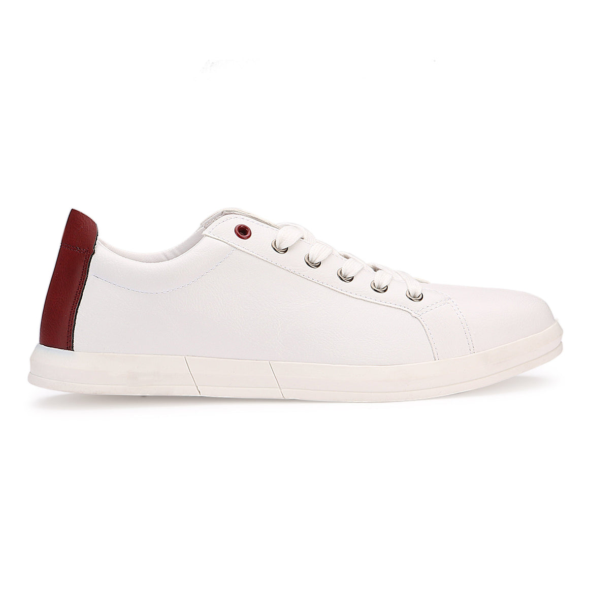 Xray Men's The Pokalde Casual Lowtop Sneakers BURGUNDY