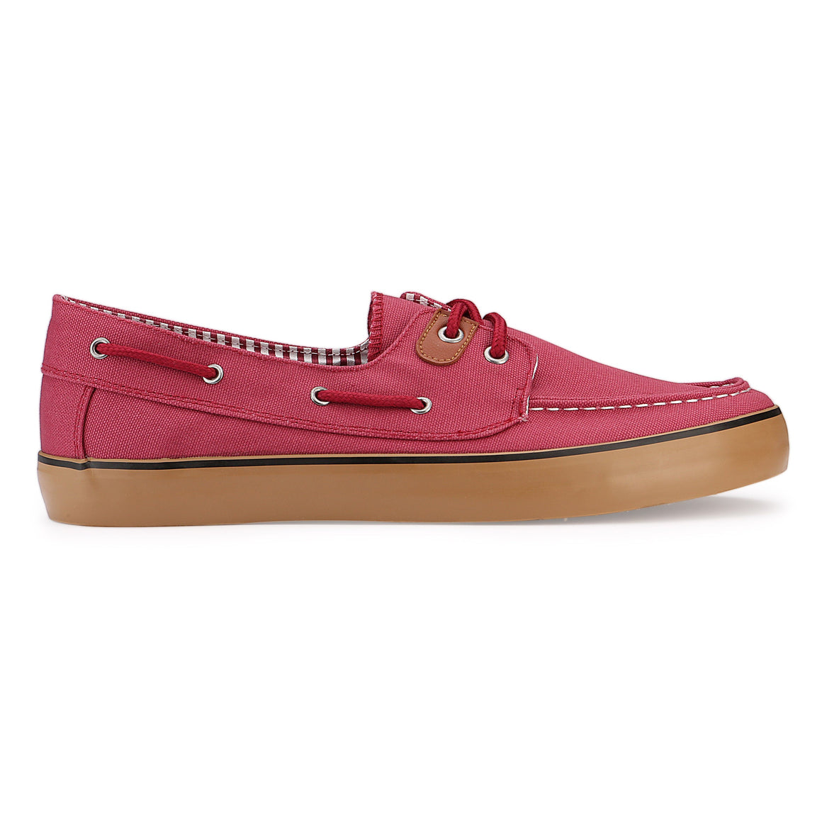 Xray Men's The Sangay Casual Boat shoe RED