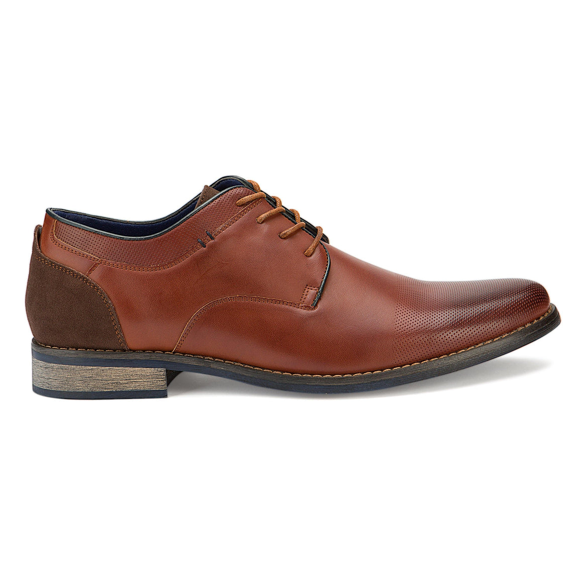 Xray Men's The Fredda Derby COGNAC
