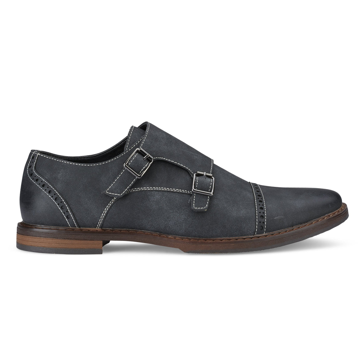 Xray Men's The Kraftig Monk strap BLACK
