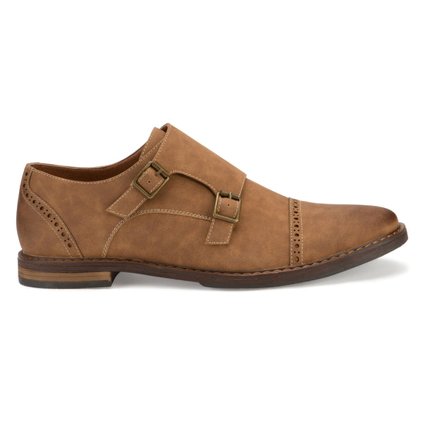 Men's The Kraftig Monk strap Dress Formal