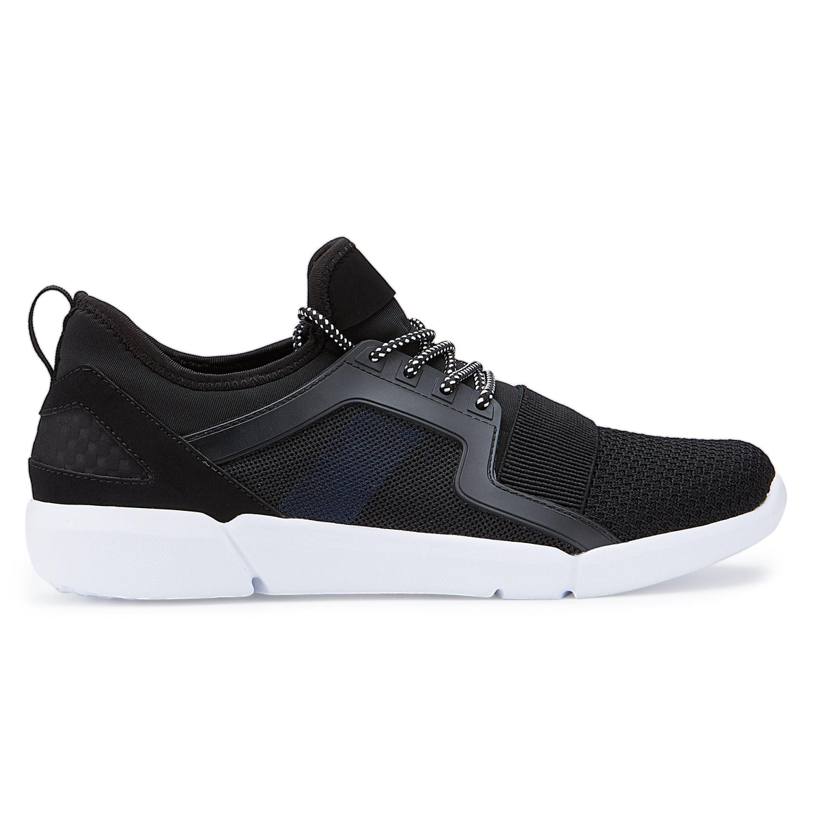 Xray Men's The Wrangell Athletic Sneaker BLACK