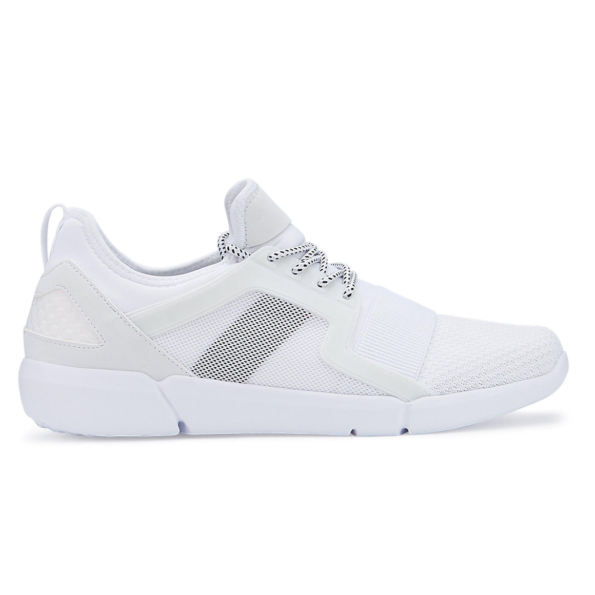 Xray Men's The Wrangell Athletic Sneaker WHITE
