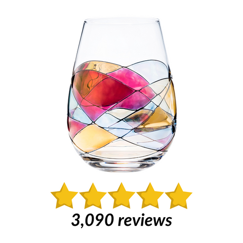 Sagrada Stemless wine glasses review