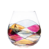 'Sagrada' Stemless Wine Glasses Goblet