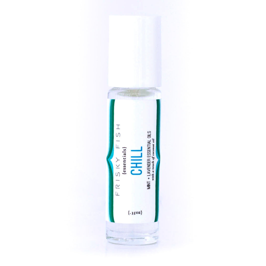 FRISKY FISH ESSENTIAL OILS {CHILL}