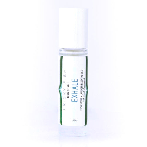 FRISKY FISH ESSENTIAL OILS {EXHALE}