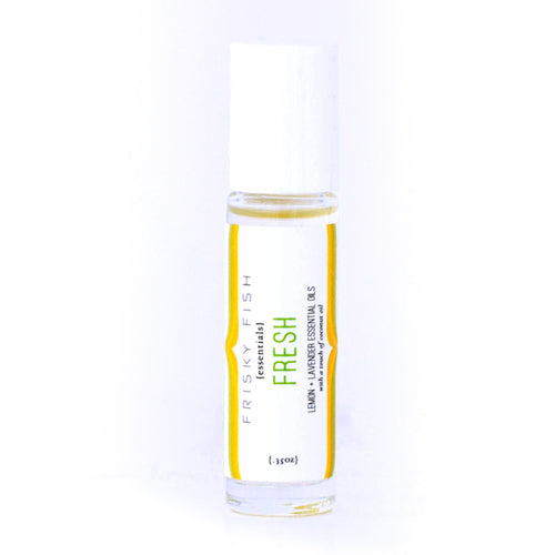 FRISKY FISH ESSENTIAL OILS {FRESH}