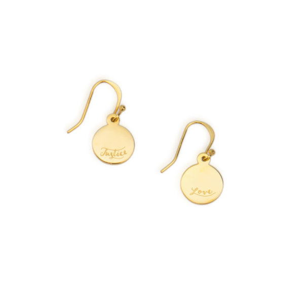 Love & Justice Earrings