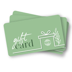 Jewelry Gift Card